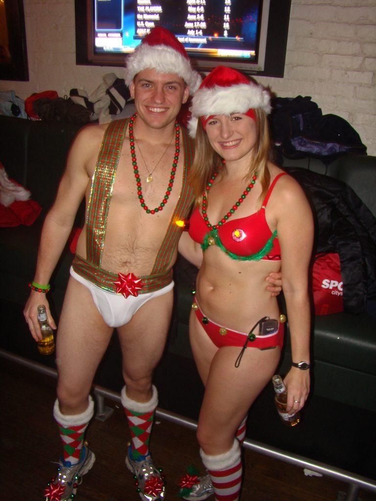 Have A Very Merry Kinky Christmas?